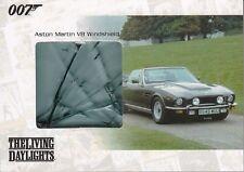 JAMES BOND 2014 ARCHIVES JBR11 ASTON MARTIN V8 WINDSHIELD RELIC 071/190 EL