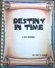 "Beauty & Beast Fanzine ""Destiny in Time"" HET"