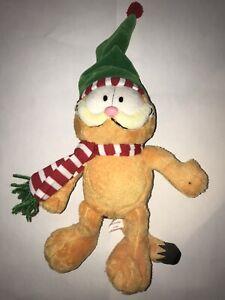 Season's Greetings Garfield Plush Toy By TY 2006