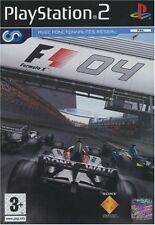 Jeu PS2 - Formula One 04 - PlayStation2