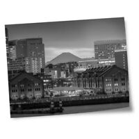 TOKYO SKYLINE GLOSSY POSTER PICTURE PHOTO japan skyscrapers building 2190