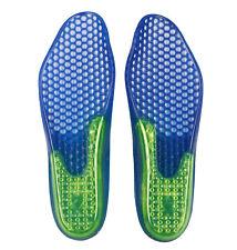 SOF SOLE Women's Airr Gel Honeycomb Insoles sz X-Small (A) (5-6) CoolMax Sofsole