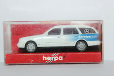 Mercedes Benz E Klasse T Modell   S210 Servicewagen MB  Herpa 1:87