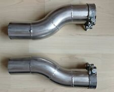 Maserati exhaust 4200GT Coupe Spyder GranSport 228235 > 187826 conversion pipes