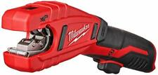 Milwaukee 2471-20 M12 500 RPM Copper Pipe and Tubing Cutter (Tool Only)