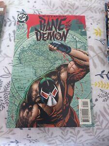 BATMAN: BANE OF THE DEMON #1 (DC Comics)