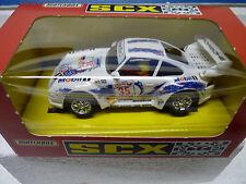MATCHBOX SCX 1993 PORSCHE 911 (1996) LEMANS 83310.20