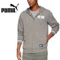 Puma Mens Style Athletics Full Zip Hoodie Track Top Jacket Free Tracked Post