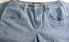 Women's Gloria Vanderbilt Capri Pant Jeans Size 10 Inseam 21