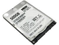 """MDD 500GB 5400RPM 128MB Cache SATA 6.0Gb/s Slim (7mm) 2.5"""" Laptop Hard Drive"""