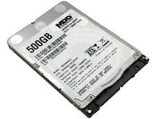 """New MDD 500GB 5400RPM 128MB Cache SATA 6.0Gb/s Slim 7mm 2.5"""" Laptop Hard Drive"""