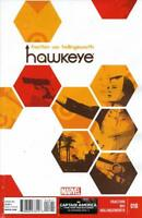 Hawkeye #18 MARVEL COMICS FRACTION WU  COVER A 1ST PRINT