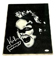 KIEFER SUTHERLAND HAND SIGNED AUTOGRAPHED LOST BOYS 16X12 CANVAS WITH JSA COA