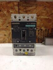 SIEMENS HFX3P250 3 POLE 600 VOLT 250 AMP LSI 65K USED