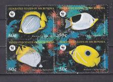 Micronesia 1997 - MNH - Vissen/Fish/Fische - WWF/WNF