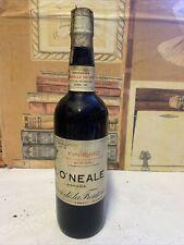 Vino Sherry 1968 R.o'neale Jerez 75cl 17%