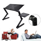 Adjustable Foldable Laptop Notebook PC Desk Table Stand Portable Bed Tray TR2