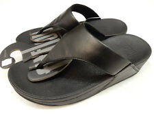 95dbf1855a54a FitFlop Leather Sandals   Flip Flops for Women US Size 5