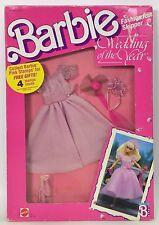 BARBIE WEDDING OF THE YEAR FASHIONS 3791 FLOWER GIRL DRESS NRFB