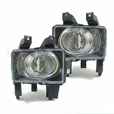 VAUXHALL ASTRA H MK5 5/2004-6/2007 FRONT FOG LIGHT LAMPS 1 PAIR O/S & N/S