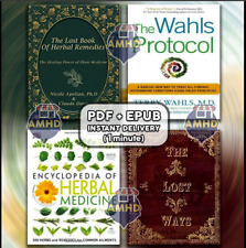 The Wahls Protocol+Encyclopedia of Herbal Medicine+Lost Book of Herbal✅[P.D.F