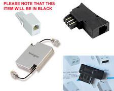 BROADBAND CABLE RJ11 TO RJ11 MODEM INTERNET Kensington Slim modem cable 1500097