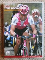2004 Tour of Flanders World Cycling Productions 2 DVD set Steffen Wesemann Clean