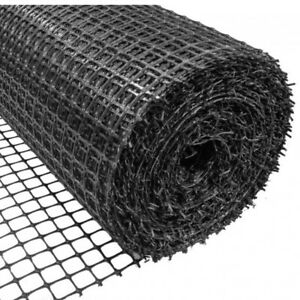 Biaxial 20kN Geogrid   4 x 50m Roll (200m2) Membranes & Drainage
