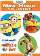 Illumination 7 Mini-Movie Collection (DVD, 2014, Canadian)