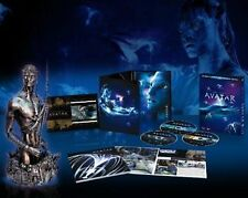 Blu Ray AVATAR Extended Collector Superfan Edition Limitée 3 Blu Ray+Buste