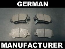FOR TOYOTA AVENSIS T27 2008 ON ESTATE SALOON OE QUALITY REAR BRAKE PADS