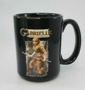 Xena Gabrielle Bard of Poteidaia Xena Warrior Princess Coffee Mug, Ceramic Mug