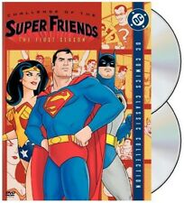 Challenge of the Super Friends: The First Season [2 Dis (2004, REGION 1 DVD New)