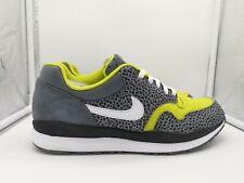 Nike Air Safari SE UK 8 Flint Grey White Bright Cactus AO3298-001