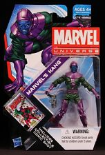 "2012 HASBRO MARVEL UNIVERSE SERIES 4 MARVEL'S KANG 015 3 3/4"" ACTION FIGURE MOC"