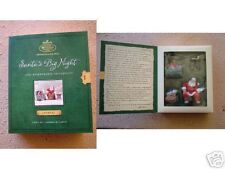 Hallmark Ornament -Santa's Big Night: CC 2002 (New)