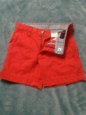 Baby/Toddler Boy 2T Shorts Orange J Khaki Boys