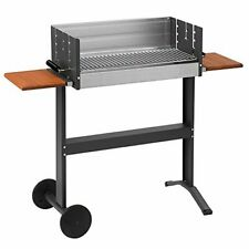 DANCOOK 104611 5300 - Large Barbecue Box Grill with Side-tables and Wheels
