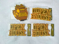 Vintage Hallmark Paper Invitations Cards Stationary Open House Come for Coffee