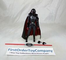 "Star Wars Black Series 6"" Inch Second Sister Inquisitor Loose Figure COMPLETE"