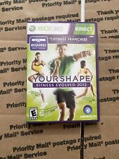 Your Shape Fitness Evolved 2012 - Video Game - VERY GOOD