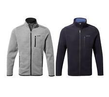 Craghoppers Mens Etna Full Zip Fleece Jacket Warm Outdoor Coat Golf Travel