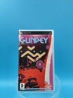 jeu video sony PSP playstation portable complet TBE gunpey