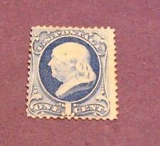 US Stamp Scott# 206 Franklin 1881-82  MH C230