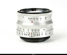 Lens Zeiss Biotar 2/5,8cm  Red T No.3321104   for  Conatax S Pentax M42