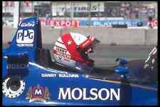 Metal Sign Retro 90S 80S Car Racing 325067 Danny Sullivan Toronto Indy A4 12X8 A