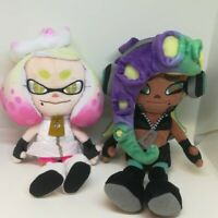 Splatoon 2 All Star Collection Marina and Pearl S Set Plush Doll From Japan
