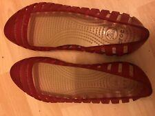 Ladies Crocs Navy Size 6 Uk Size 4