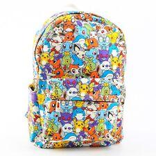 """Pokemon go full family 12"""" backpack shoulder bag laptop bags backpacks Size S"""