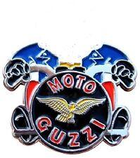 Nueva Insignia De La Motocicleta Moto Guzzi Le Mans V50 V7 California Stelvio Ace Cafe Racer